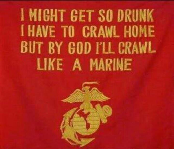USMC - LMFAO, this is so my husband...
