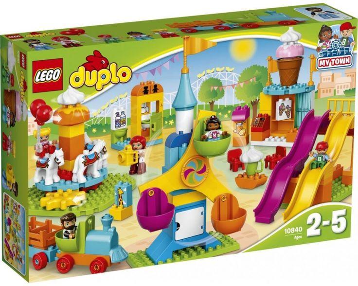 LEGO DUPLO 10840 Velká pouť - 0