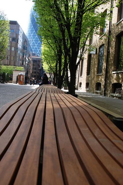 contemporary urban street furniture www.pendlewood.com