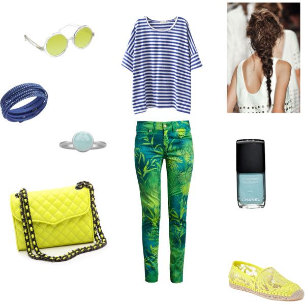 """LOOK THE BEACH"" by workingincloset on Polyvore"