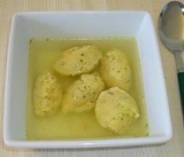 Rezept Grießklößchen von Thermomix Rezeptentwicklung - Rezept der Kategorie Suppen