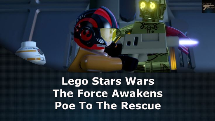 Lego Star Wars The Force Awakens Poe To The Rescue