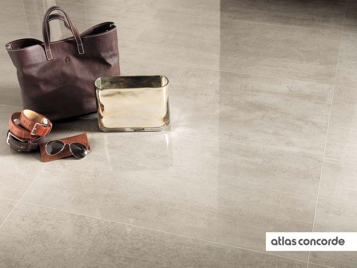 #MARK gypsum | #Floor design | #AtlasConcorde | #Tiles | #Ceramic | #PorcelainTiles