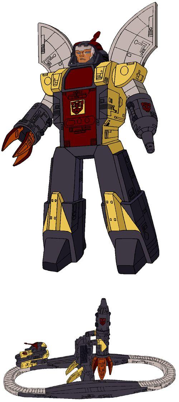 Transformers Generation 1 Cartoon Characters : Omega supreme Омегатор Омега Супер transformers kiev