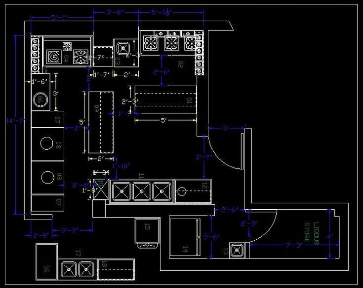 Restaurant Kitchen Blueprint 23 best restaurantes y cafeterias images on pinterest | restaurant