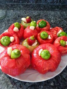 Selma'nın Organik Mutfağı: Turşular