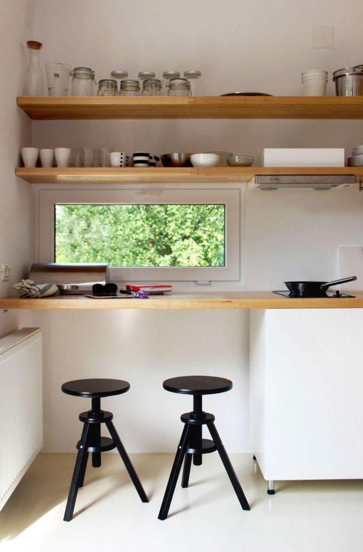 adelaparvu.com despre Garden Studio Timisoara, garsoniera 35 mp cu gradina, design Alexandru Damian si Olimpia Onci (28)