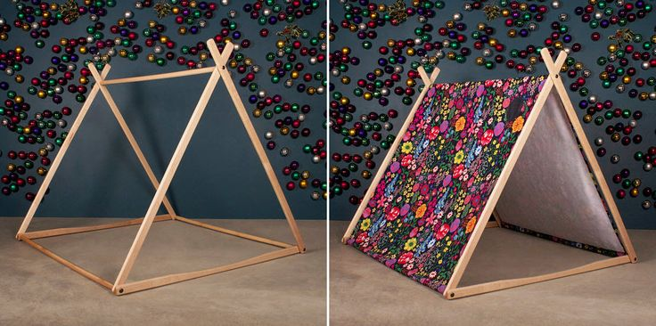 La magie des cabanes touche autant les petits que les grands : voici des idées pour construire la vôtre en intérieur !