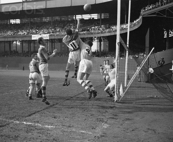 Gaelic Football at the Polo Grounds, Manhattan, N.Y.