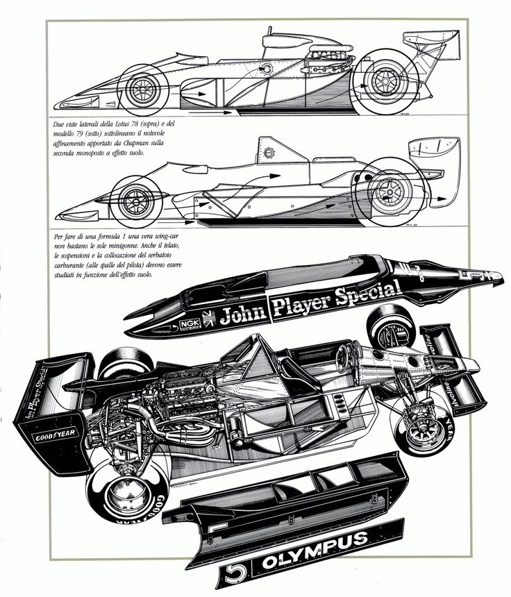 1978 F1 Championship-Winning John Player Special Lotus 78. Can you name winning driver?