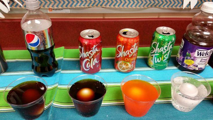 First Grade Funtastic: Dental Health Egg Experiment