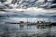 Twilight Gems - Stormy Skies by Andrew Hewett