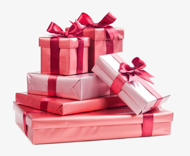 A Pile Of Holiday Gifts Real Pile Of Png Transparent Clipart