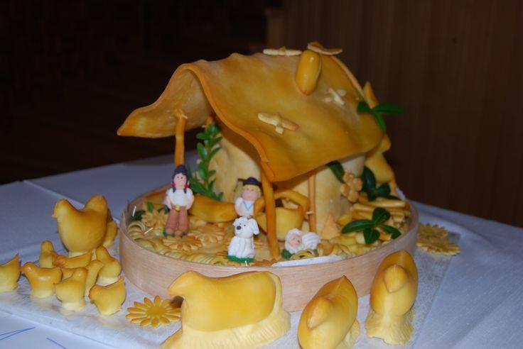 Figurative Slovak cheeses
