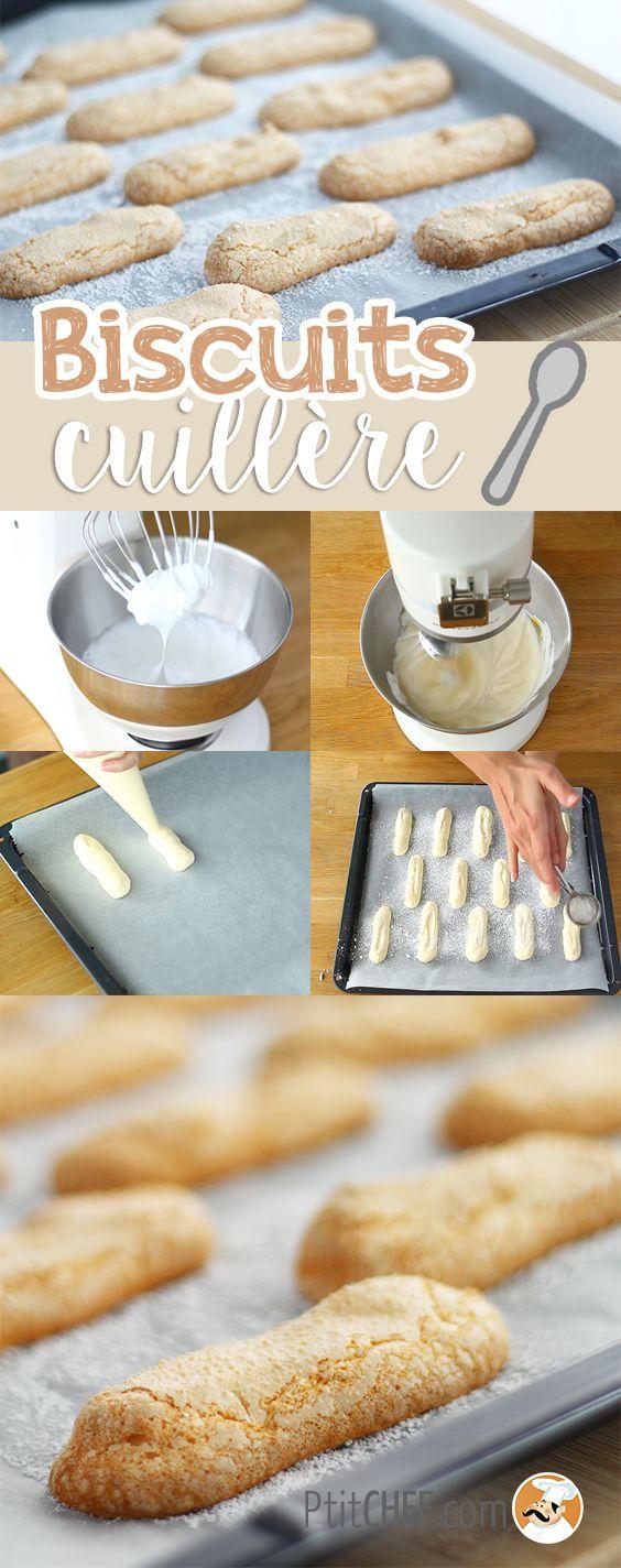 Biscuits à l. a. cuillère inratables