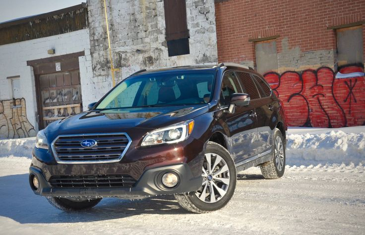Car Review: 2017 Subaru Outback 3.6R Premier | Credit: Derek McNaughton