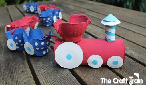 Best Egg Carton Crafts...kids will love this and other crafts found here.