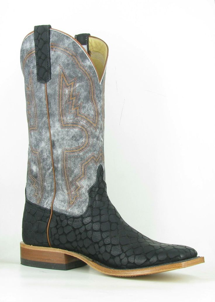 Anderson Bean cowboy boots.