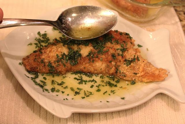What's Cookin' Italian Style Cuisine: Fish, Chicken or Veal Francese Recipe