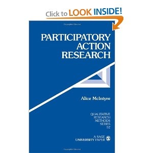 Thesis participatory action research