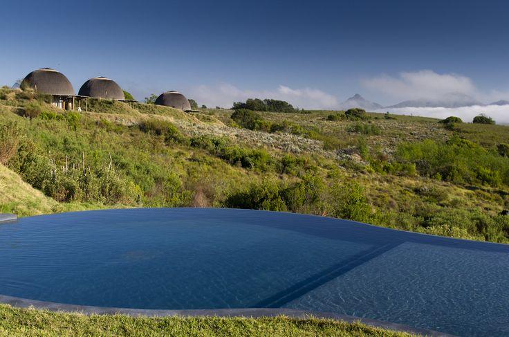 Kwena Lodge Pool View