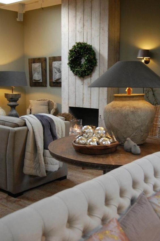 Beautiful How To Create Belgian Style With Texture Modern Country Style
