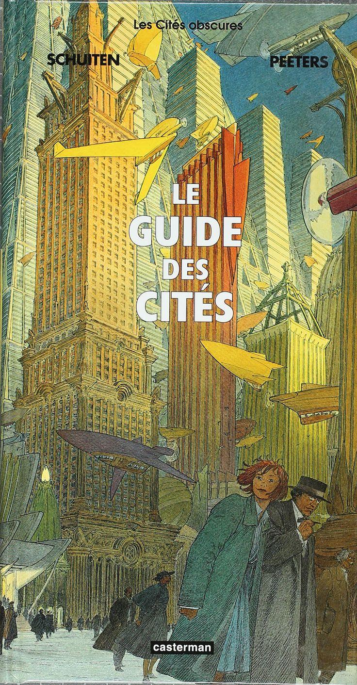 Le guide des cites // François Schuiten