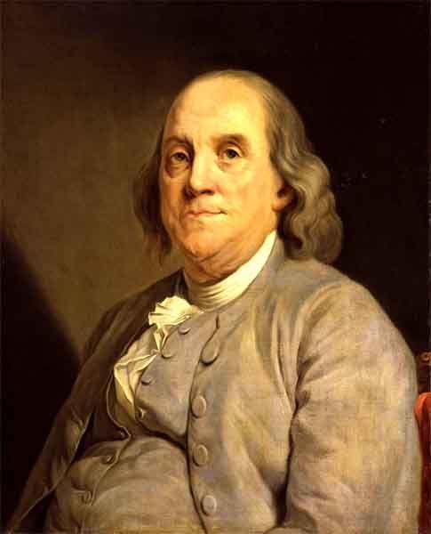 Ярким примером плана по достижению успеха является Пирамида Франклина. Система планирования названа в честь его основателя Б. Франклина.