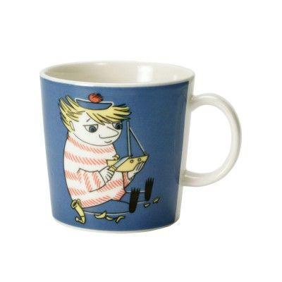 Moomin Tooticky mug