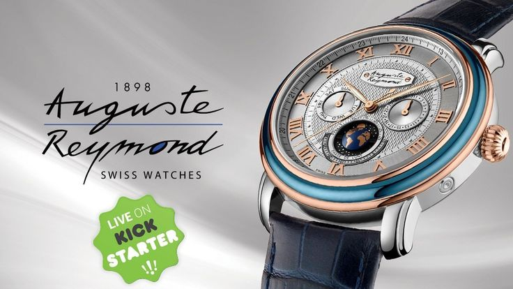 Interesting move for Auguste Reymond. Read more on @watchisthis