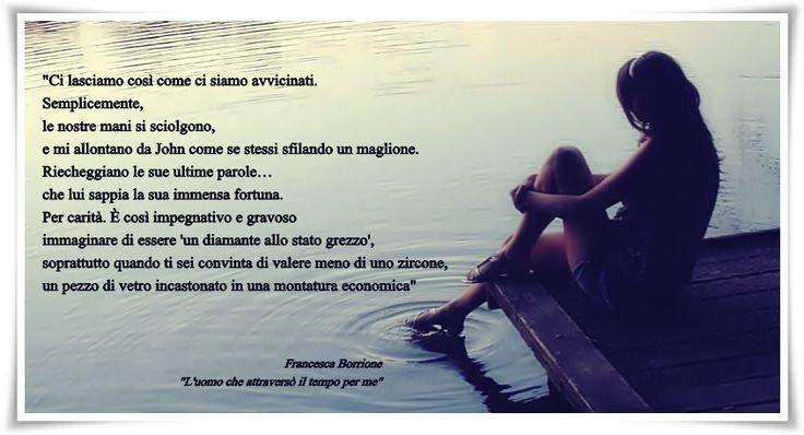 """Francesca Borrione, """"L'uomo che attraversò il tempo per me"""", Triskell Edizioni"""