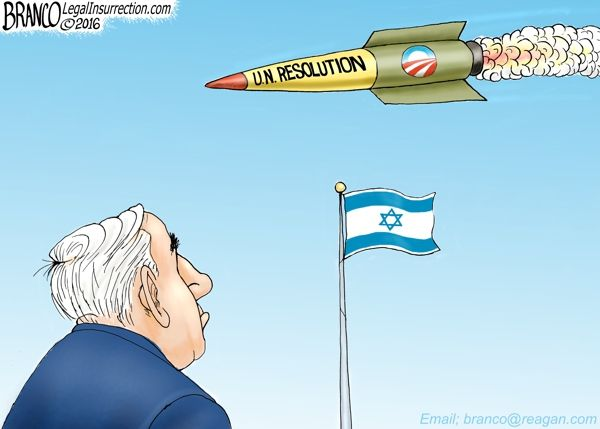 Bibi Say's He Has Proof that obama was behind the un anti israel resolution
