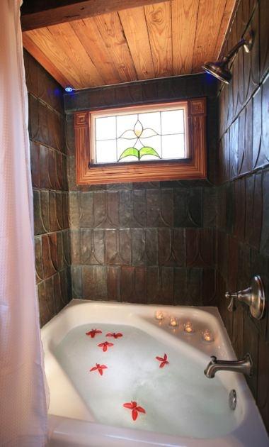Dream shower/tub