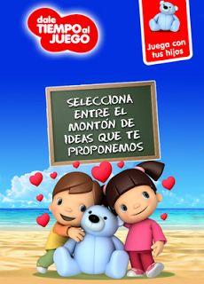 Actividades para Educación Infantil: Juego con ellos-as EAFJ