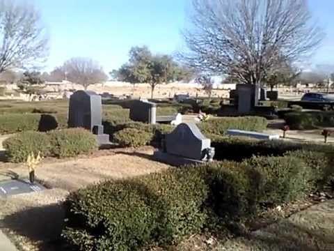 Dimebag Darrell's Grave site. - YouTube