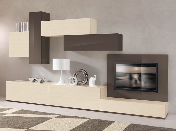 Designer Wall Units For Living Room view in gallery floating wall units bring visual lightness to the small living room Italian Wall Unit Vv 3906 349000 Modern Living Room