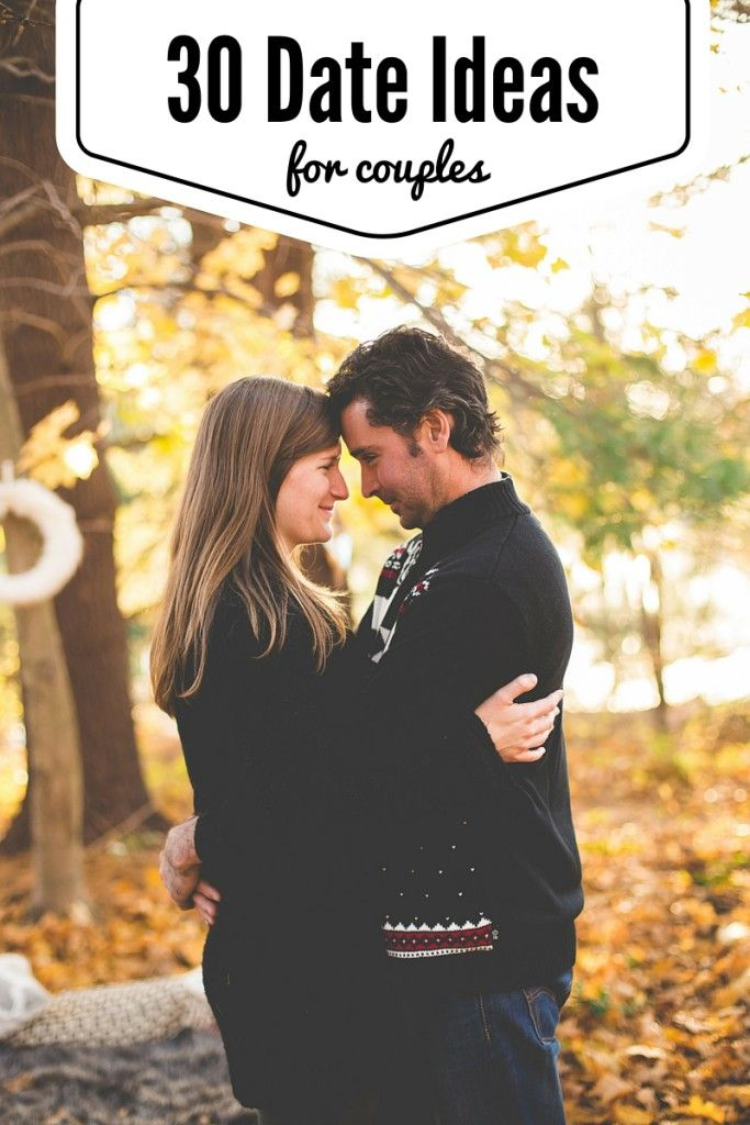30 Date Ideas for Couples. Ideas for date nights in, day dates, and date nights! Our Blended Home.