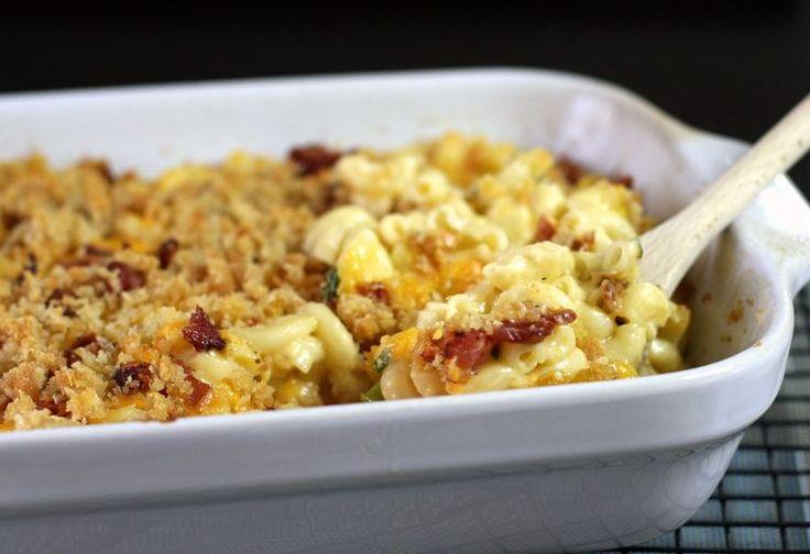 Top 20 Homemade Macaroni and Cheese Recipes