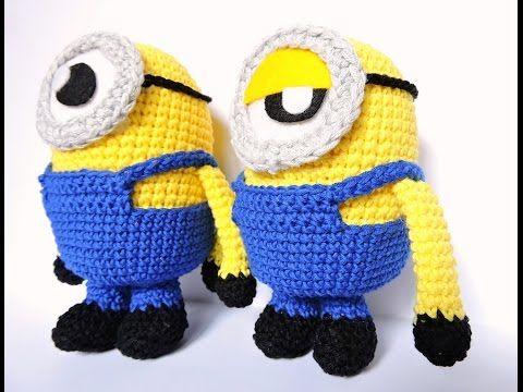 7 Tutoriales para hacer Peluches de Crochet (Amigurumi) | Decoración