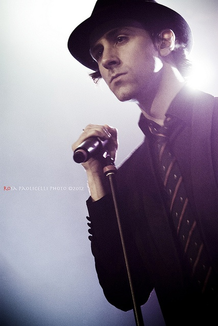 Paul Smith/ Maximo Park by rosa paolicelli, via Flickr Seen at rock city many times, Leeds festival, Sheffield, Splendor, V festival and Paul Smith at the Social which was amazing.