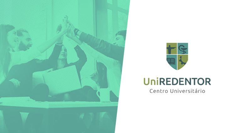 Redentor agora é Centro Universitário #pósgraduaçãounireedentor #novostatus #novamarca #UNIREDENTOR #venhaprauniredentor