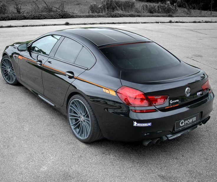 BMW M5 from G-Power #CarFlash