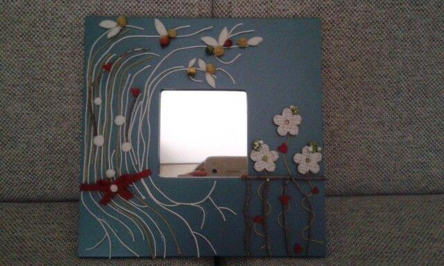 Specchio quadro