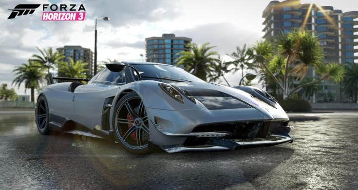 Primer DLC mensual llega a Forza Horizon 3 - LEVELUP