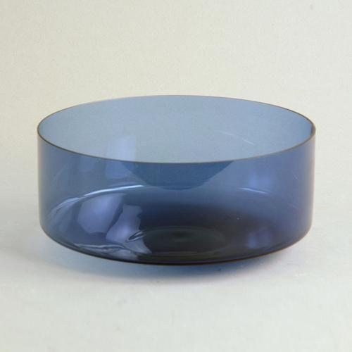 """""""I-glass"""" bowl by Timo Sarpaneva for Iittala N1502 and N2419"""
