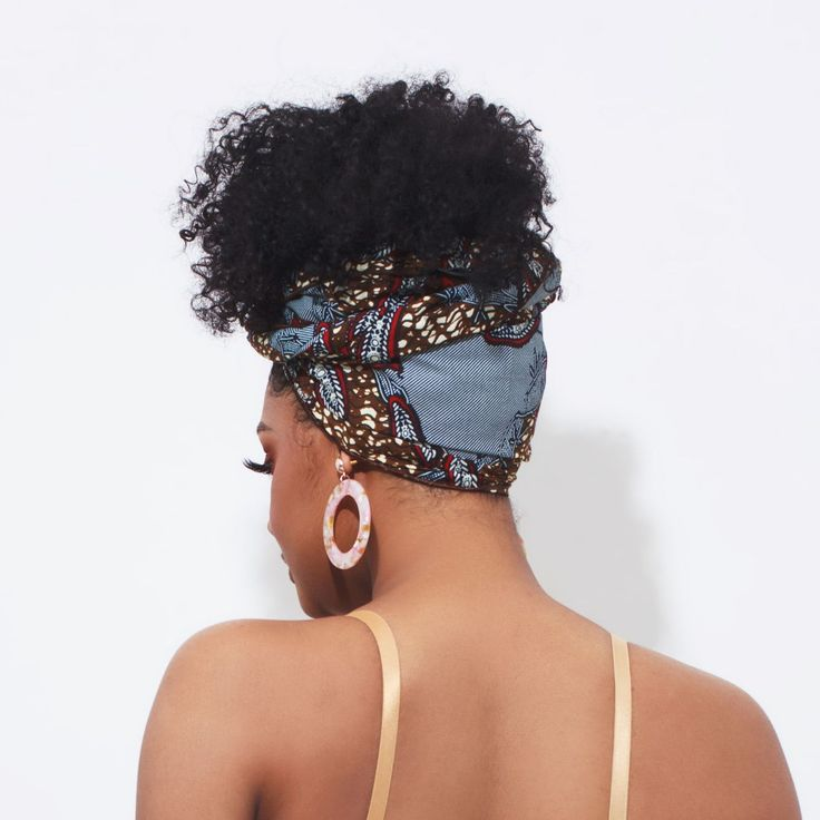 Drip in culture with head wraps. We're taking protective styling to the next l…   – Fineapple Styles