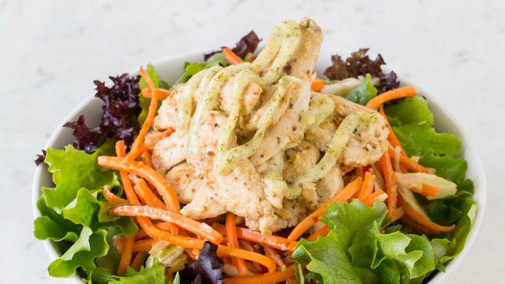 Asian Salad Bowl