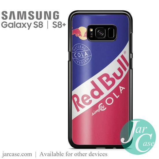 red bull cola Phone Case for Samsung Galaxy S8 & S8 Plus