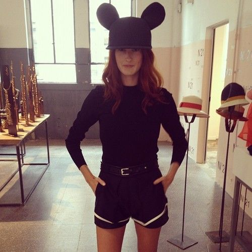 ,: Mice, Mouse Hats, Taylors Tomasi, Fashion Editor, Hill Style, Clothing, Street Style, Mouse Ears, Queen Mouse
