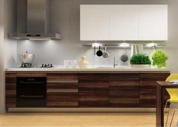 Kitchen cabinets - modern - kitchen cabinets - other metro - Jingzhi houseware manufacturer